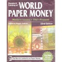 World paper money Modern issues 1961-present 22ª Edición